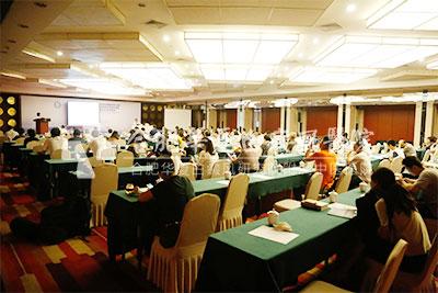 合肥华夏出席第八届中医皮肤科国际学术大会